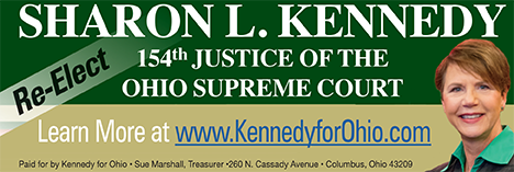 Re-Elect Sharon L. Kennedy