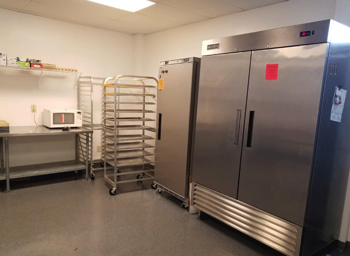 Secondary counter