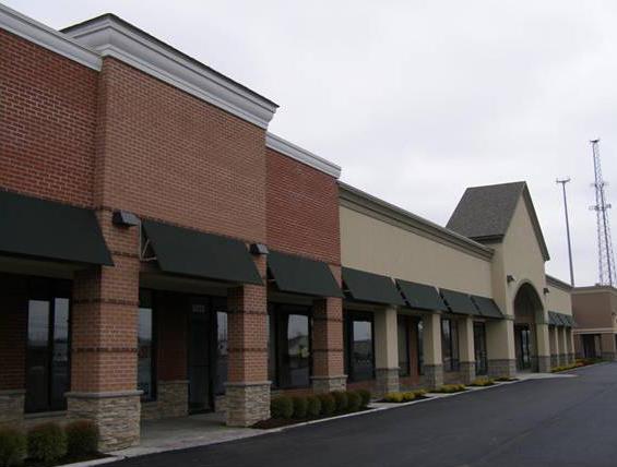 Fenn Crossings retail plaza