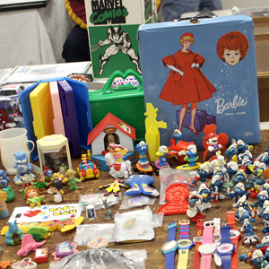 Medina Flea Market of Collectables