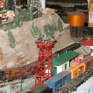 Model Railroad & Toy Show